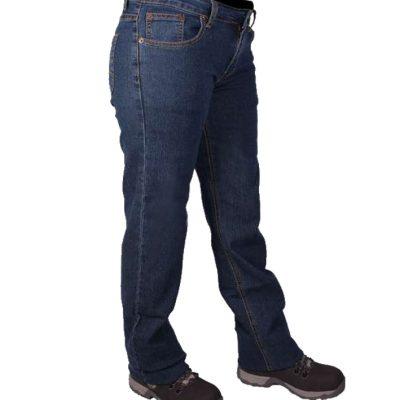Jeans Mezclilla Laboral Mujer