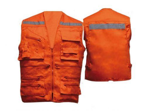 chaqueta geolgo tela gabardina