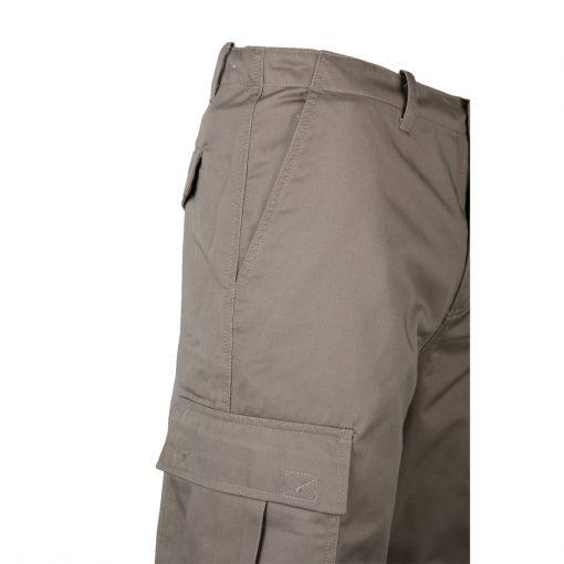 pantalon cargo gabardina TC
