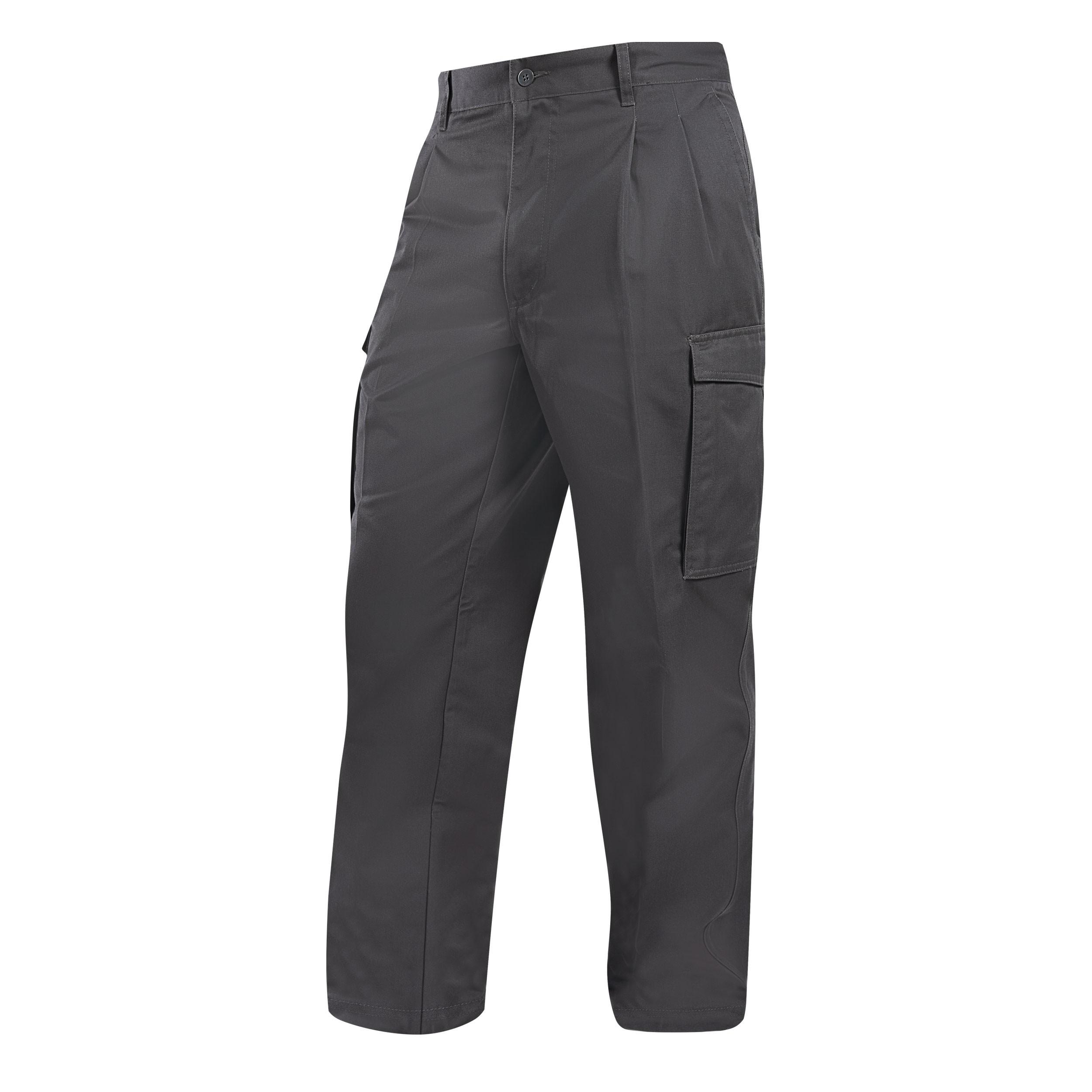 Pantalon Cargo Gabardina Forro Polar Hombre Portal Ropa Empresas Cl