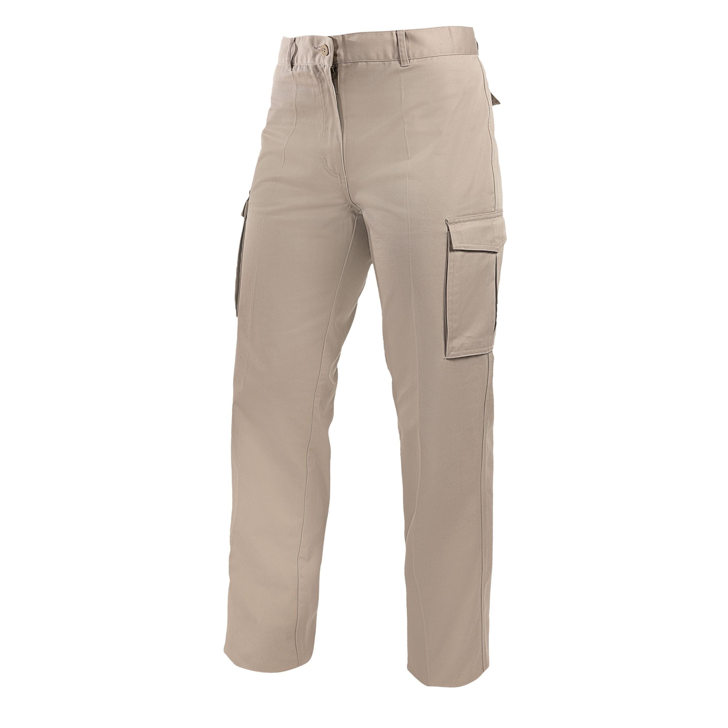 Pantalon Cargo Classic Gabardina Mujer Portal Ropa Empresas Cl