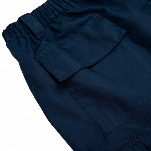 pantalon cargo gabardinar
