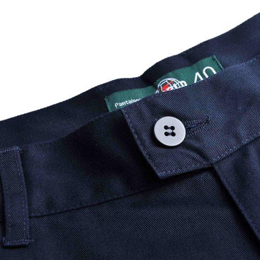 pantalon vestir gabardina