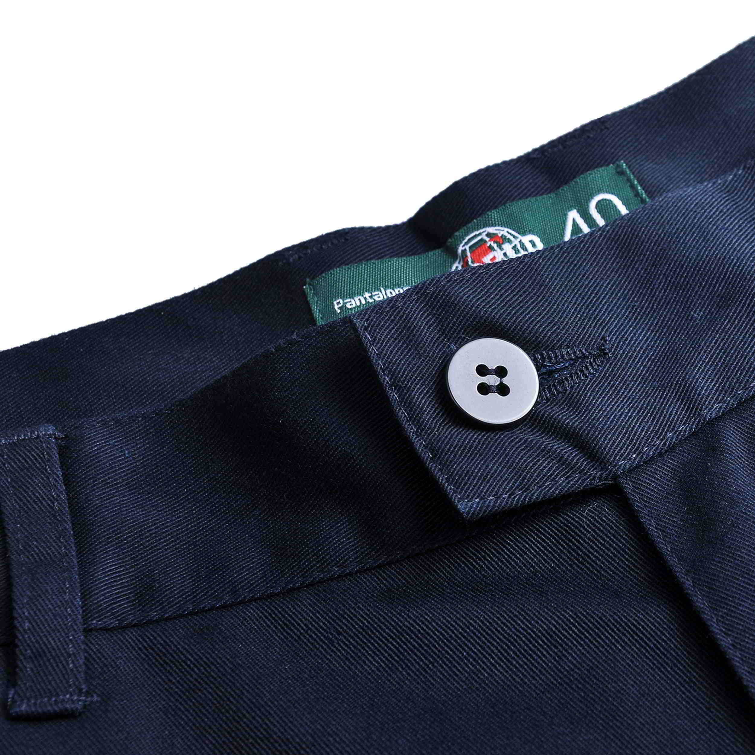 Pantalon Vestir Classic Gabardina Hombre Portal Ropa Empresas Cl