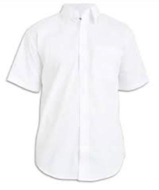 camisa trevira manga corta