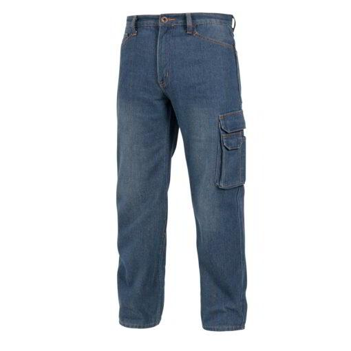 jeans denim de trabajo