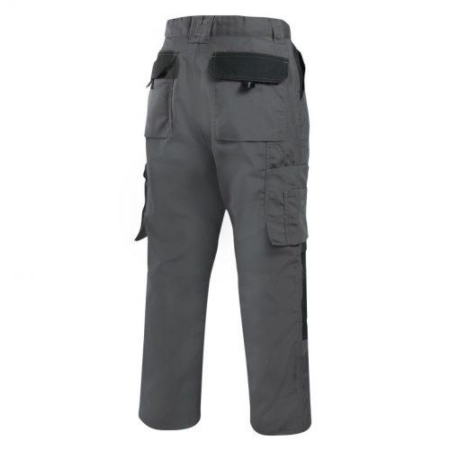 pantalon cargo bi color