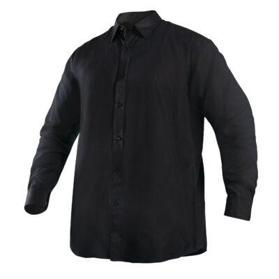 camisa negra guardia