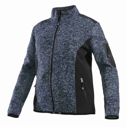 chaqueta con aplicacion mujer