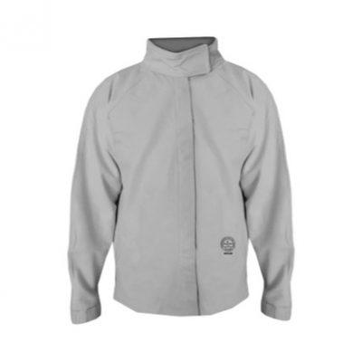 chaqueta cuero soldador