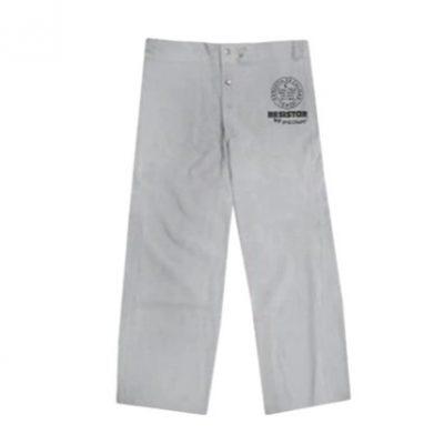 pantalon cuero soldador